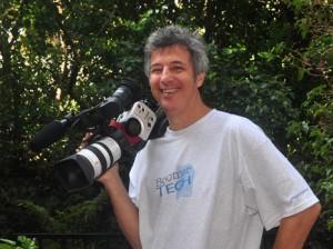 Ray Gordon, videographer, designer, urban designer