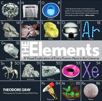 book image of the elements by theodore gray