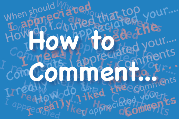 How To Comment on a Website