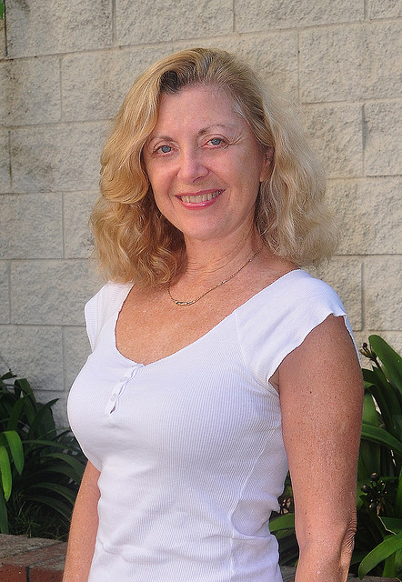 linda sherman talking about fitness