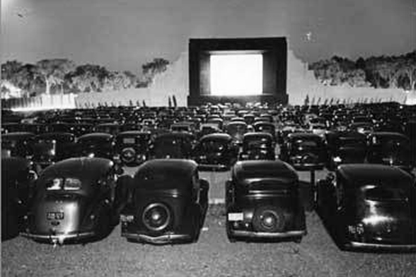 Evolution of Technology – Drive-In Movies