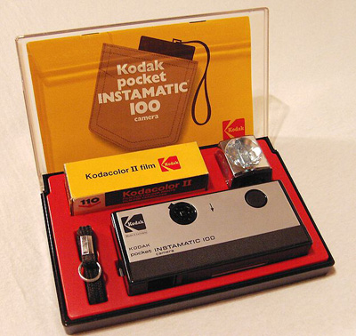 Kodak pocket instamatic kit