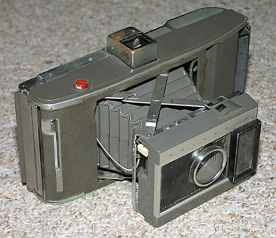 Polaroid Land Camera Model J66