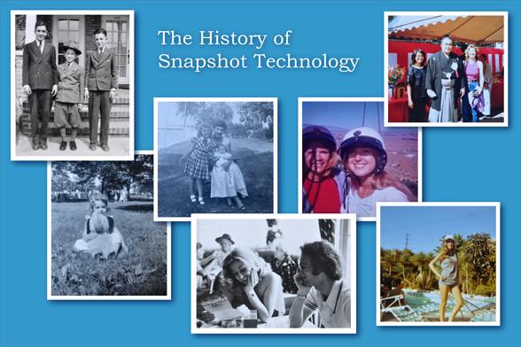 History of Snapshot Photography Technology
