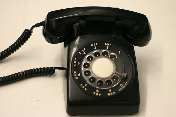 Evolution of Technology – Rotary Dial Phone Nostalgia