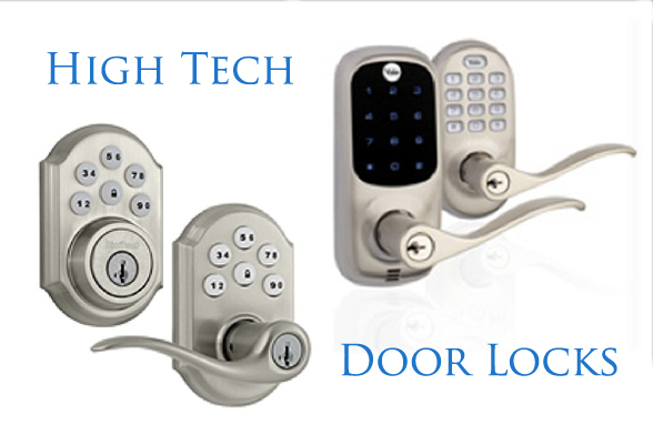 Review of High Tech Locks for Home Security