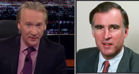 Bill Maher ageism rant Gov Jerry Brown for President