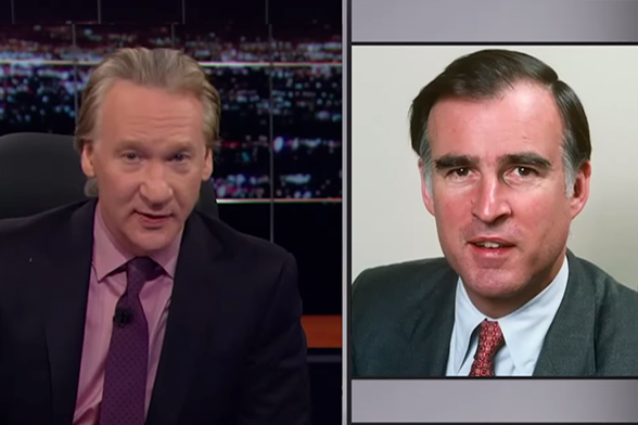 Bill Maher Rages Against Ageism in America