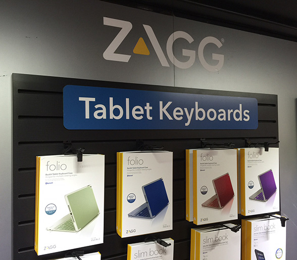 ZAGG Folio iPad case