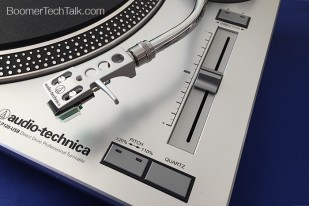 Audio-Technica AT-LP120 USB Pitch and Speed Controls