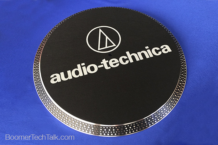 Audio-Technica AT-LP120 USB Turntable Platter and Mat