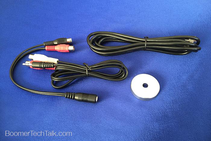 Audio-Technica AT-LP120 USB turntable accessories