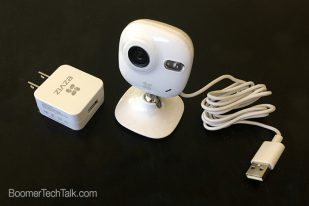 EZVIZ Mini Video Camera Review
