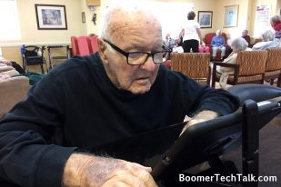 How to Set Up an iPad for Elderly Use