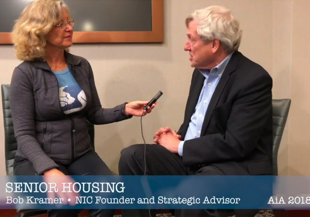 Robert Kramer NIC Founder Advice to Boomers and Seniors Housing Insights
