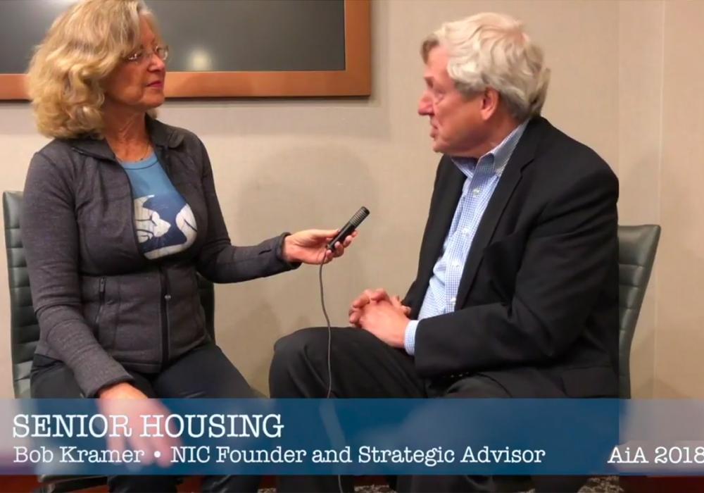 Robert Kramer NIC Founder Advice to Boomers and Seniors Housing Insights