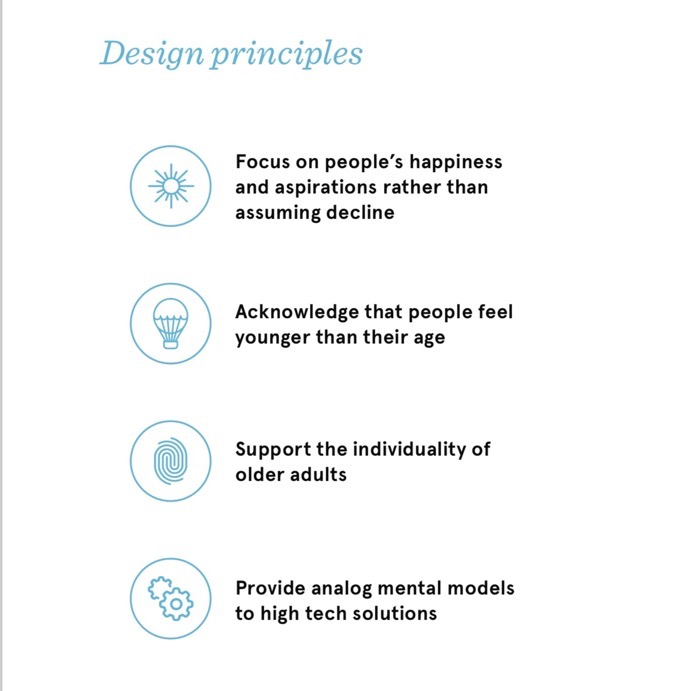 from the IDEO with Catalyst Partners Toolkit: Independent Living