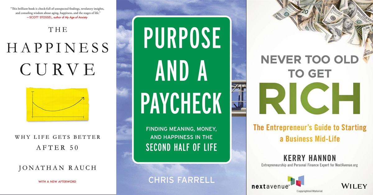 Midlife Entrepreneurship and Happiness Insights Authors Panel