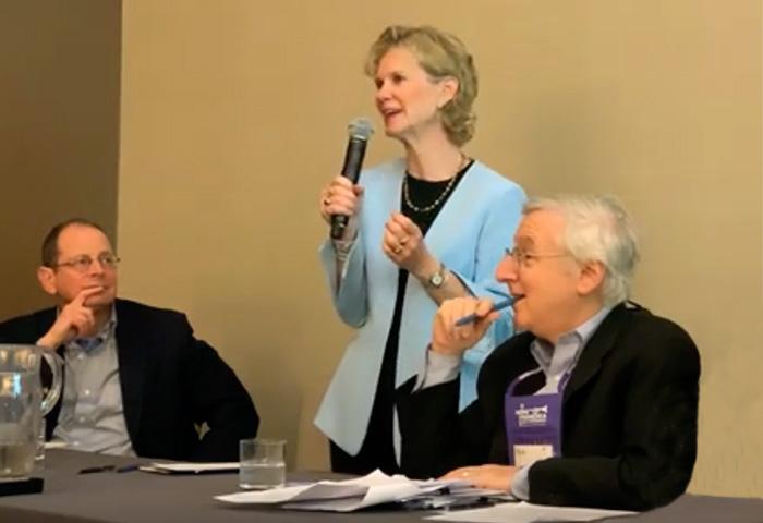 Kerry Hannon Speaking Aging in America