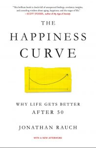 Happiness Curve Book Cover