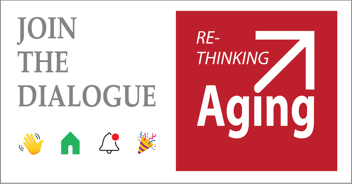 Join the Conversation Rethinking Aging Club Clubhouse