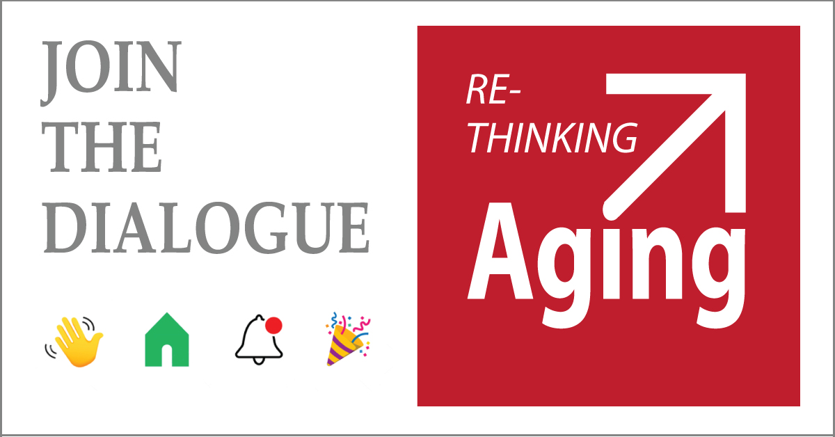 Clubhouse and Rethinking Aging